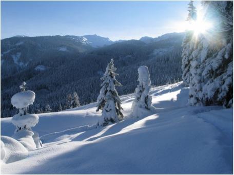 Übungstag und Schneeschuhlaufen