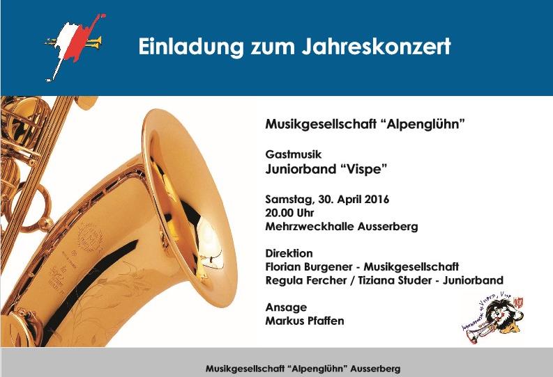 Konzert Front 2016